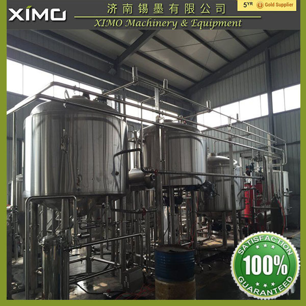 2000 electric Stainless steel onion head and columnalcohol pot still distillation with beer brewery