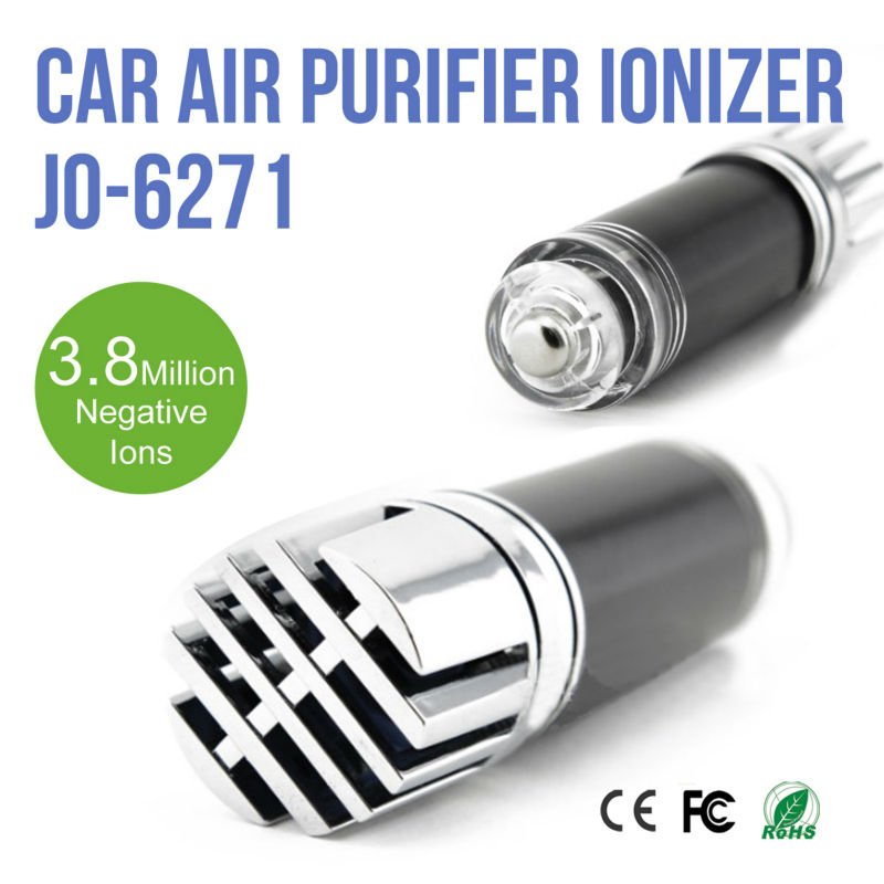 automatic electric car air freshener (Mini Car Air Purifier JO-6271)