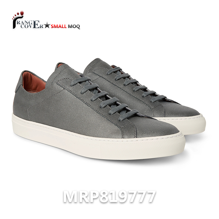 Italy Designer White Nappa Leather Men Women Obuv Shoes And Sneakers