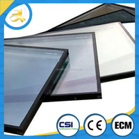 environmental energy saving price vacuum insulated low-e glass