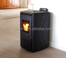 German pellet stove ,cast iron stove fireplace