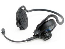 Bluetooth Stereo Headset/Intercom for Motorcycles.