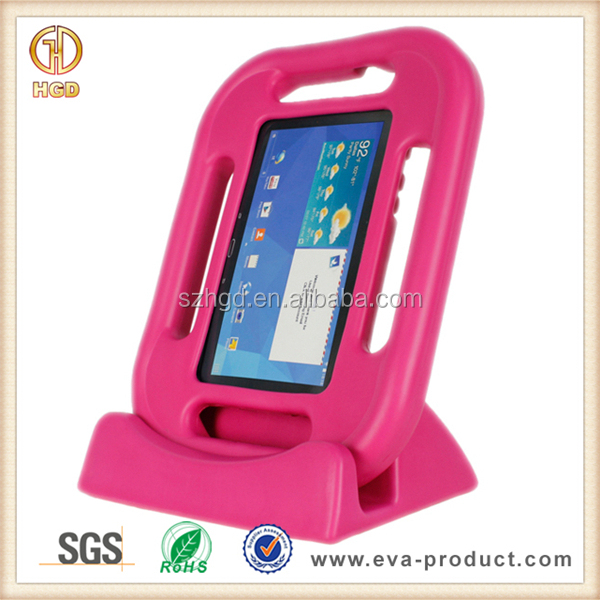 Shock proof foam kids 7 inch tablet case for Samsung galaxy tab2 p3100