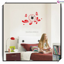 Home decoration!large digital wall clock Modern design,big decorative sticker wall clocks.watches,gift for Christmas