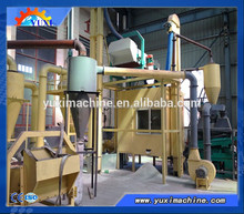 Scrap car dry battery recycling machine/plant