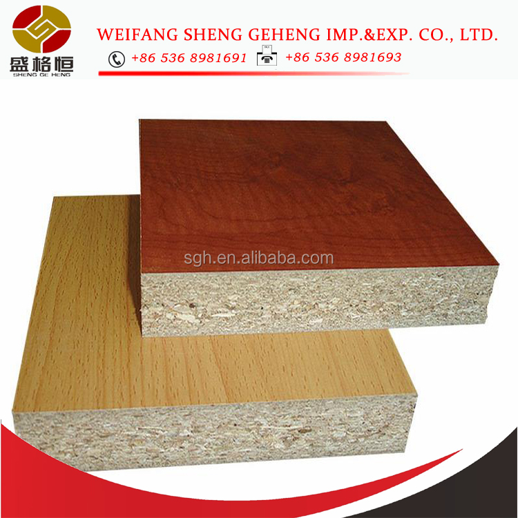 15mm 16mm 18mm Melamine Faced Chipboard