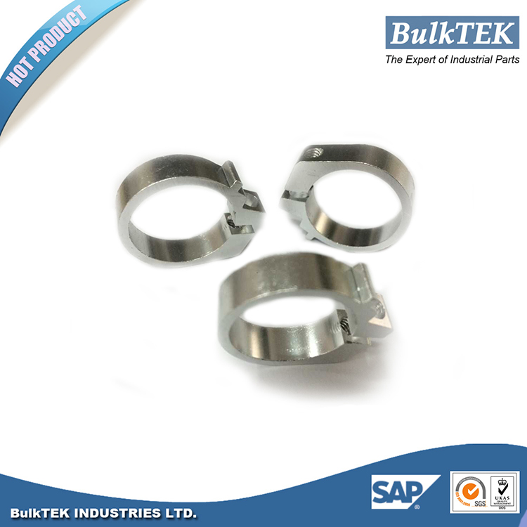 OEM with good quality aluminum 6061 stop ring with anodized