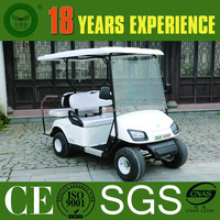 2 Passengers electric mini utility golf car price