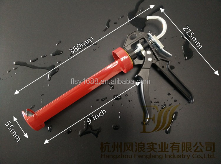 Professional Sealant Caulking Gun/ Adhesive Silicone Gun/ Construction hand tools