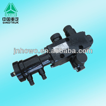 Sinotruk howo truck parts lifting valve 33QFH-Y-000-3 with high quality