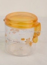 Plastic Canister,Carnival gift