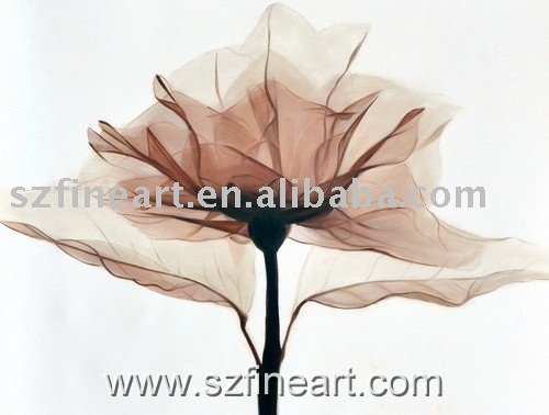 Modern Painting Acrylic Flower Oil Painting(Hot item)