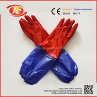 Top sale guaranteed quality protective gloves long