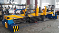 cnc flame and plasma cutting cutting machine gantry type automatic type