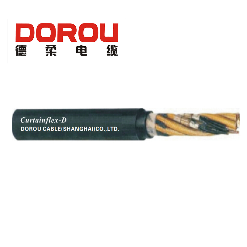 pur kabel 2.5mm wearproof marine seat control cables