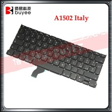 "Original Laptop Keyboard for MacBook Retina 13"" A1502 Keyboard Italian Keyboard Layout Replacement"