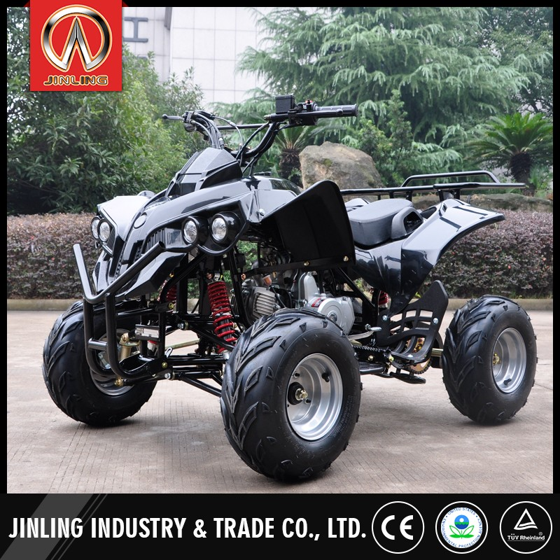 2017 cheap gas four wheelers used 50cc atv with CE certificate