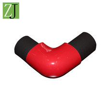 Factory price customized rubber foam insulation tube