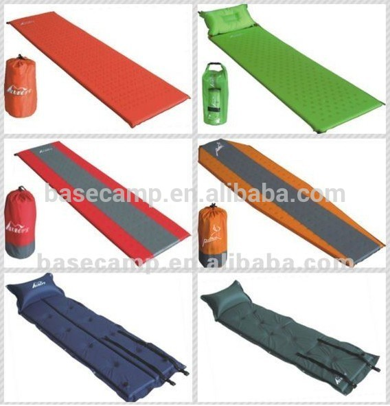 Camping Ultralight Self Inflating Foam Sleep Pad
