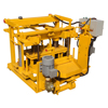 Tanzania manual laying cement mold molds brick block making machine for sale