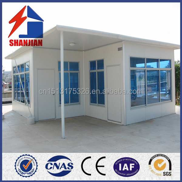 20ft Flat Pack Foldable Prefab Container House
