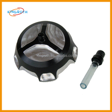 Aluminum CNC high quality for dirt bike diesel fuel tank cap for autocycle