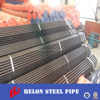 ms carbon steel pipe black tube global trading company