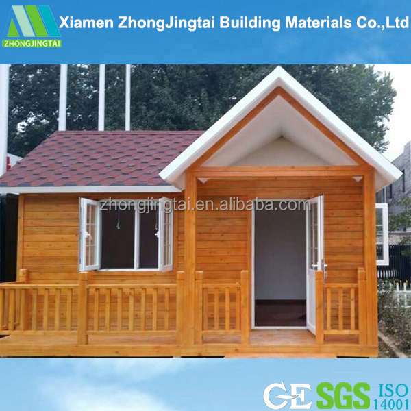 Economic cheap modular wood bungalow buy wood bungalow Low cost home design in india