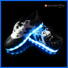 Customize Logo Adult Flashing Lights Shoes