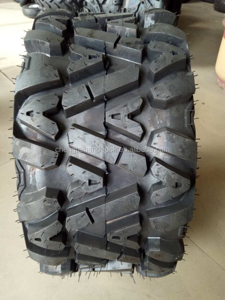 Excellent wear resistance golf cart &ATV tires 25x8-12 25x10-12