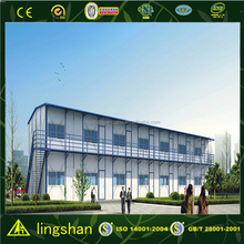 high quality prefab house / labor accommodation camp