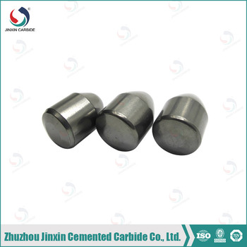 OEM Tungsten Carbide Teeth Button For Oil Drilling