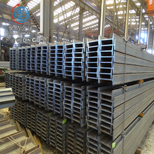 Factory Directly Selling Jis/Astm A36 A572 Standard I Beam Steel