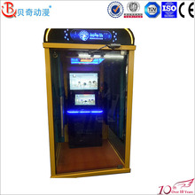 Coin operated Mini Karaoke Booth room vending game machine For Self help Mini KTV booth room with Karaoke System