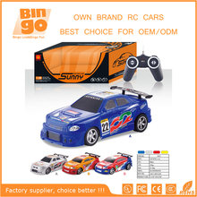 Wholesale 3015 toys gift Accept OEM/ODM 4 Channel 1:28 rc drift car
