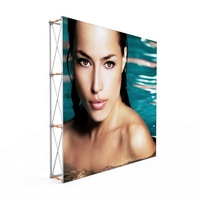 EZ tube pop up banner stand display /advertising custom backdrop