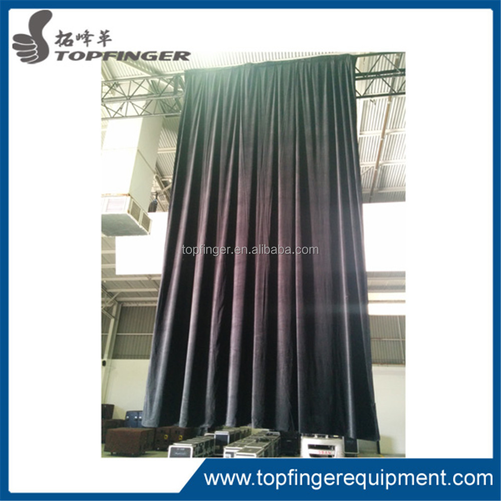 TFR Jacquard velvet curtains designs/wedding drape fabric/heavy curtain velvet fabric