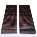 Hot sales P10 led display module,led display outdoor red .P10 1r led module