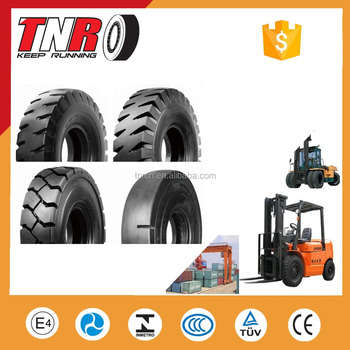 18.00-25 tire for material handling equipment in harbor