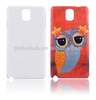 Heat Transfer printing Blank Sublimation Phone Case For Sale for Samsung note 3 N9600