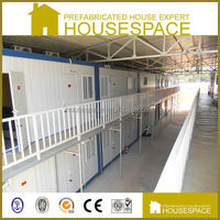 Easy Install Sandwich Panel Solid Container Workshop for Rent