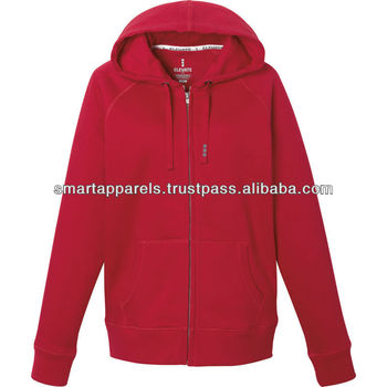 Custom Men red hoodie