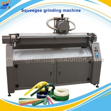 semi automatic squeegee grinding machine