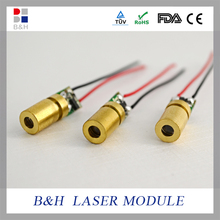 650 nm Custom Industrial 1mw laser module