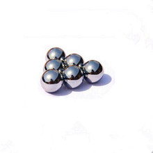 supplied 0.5mm~75mm G100 environmental AISI316 5.5mm steel ball for water bolt
