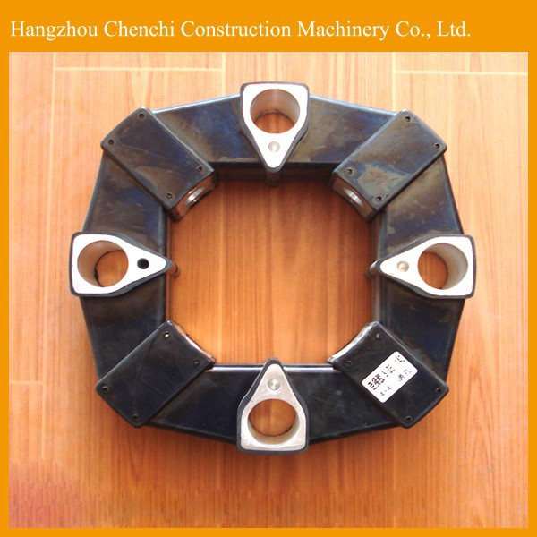 construction machine parts seal rubber 140AS coupling assembly