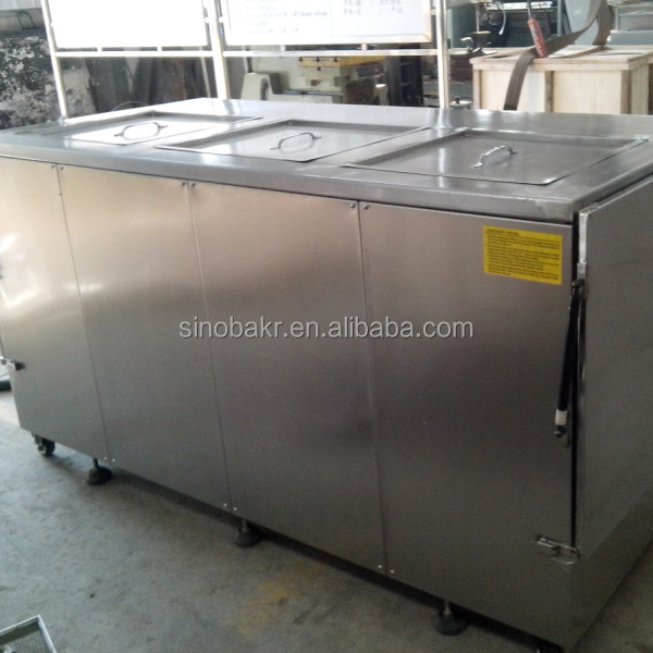 Factory manufacture removing oil, Dust, grease, mud ultrasonic cleaner for sale