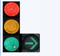 IP68 factory outlet top quality road safety led traffic light