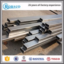 Gold Supplier seamless square 310 Stainless Steel pipe,polish