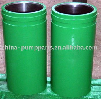 OILWELL mud pump fluid end expendables premium chromium liners